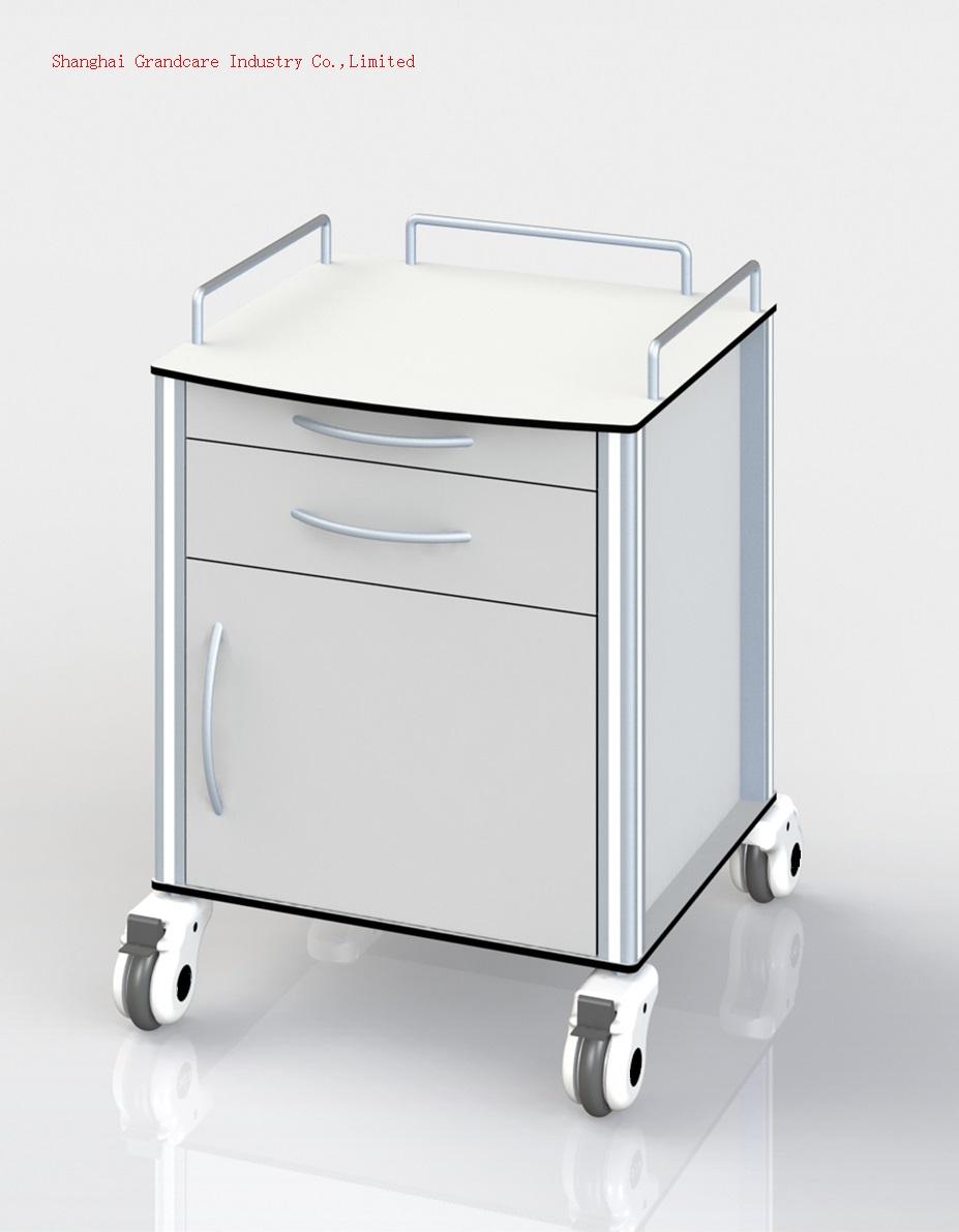 Hospital bedside cabinet - Medical Bedside Cabinet
