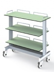 Medical Delivery Trolley